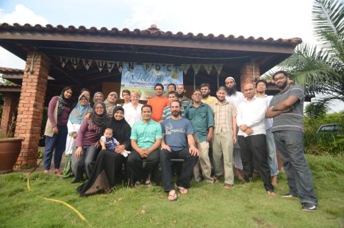 Murujan PDC January 2012 Group