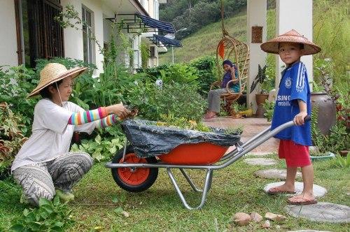 Murujan Permaculture Subur Li Jin Chan Giovanni Galluzzo